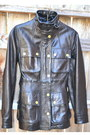 Black-leather-safari-banana-republic-jacket