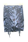 Charcoal-gray-bebe-skirt