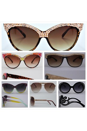 Luxe Label sunglasses