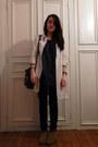 Ivory-comptoir-des-cotonniers-coat-navy-maison-scotch-jeans