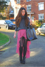 Love-dress-romwe-bag-primark-jumper-miss-selfridge-necklace