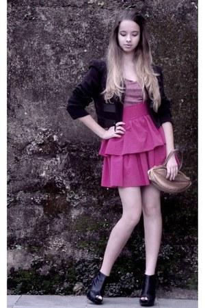 nali santana skirt - bag