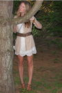 Beige-anthropologie-cardigan-beige-forever21-dress-brown-cynthia-vincent-for