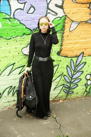 black Irada dress