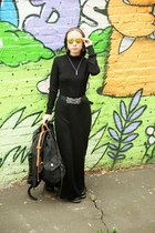 black Irada dress