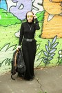 Black-irada-dress