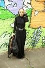 Black-irada-dress