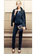 black Primark jeans