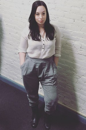 heather gray porter pant Urban Outfitters pants