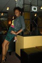 H&M skirt - H&M jacket