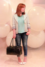 Navy-zara-jeans-white-persunmall-blazer-light-blue-mango-top