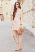 H&M dress - Mango bag - BLANCO necklace - Zara sandals