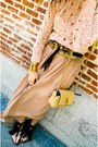 Primark-sweater-zara-skirt-zara-belt