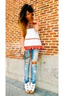 Destroyed-zara-jeans-louis-vuitton-purse-jeffrey-campbell-wedges-flor-de-v