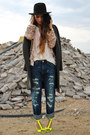 Zara-jeans-zara-sandals