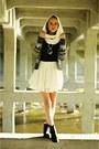 White-envancl-skirt