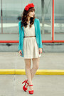 Chicwish-dress-romwe-blazer-sholove-sandals