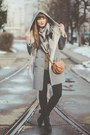 Heather-gray-la-redoute-coat