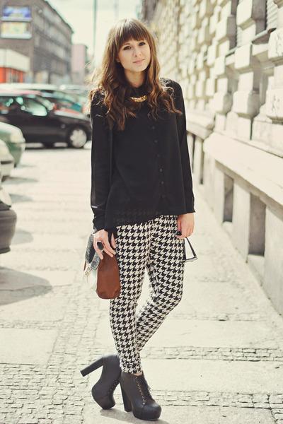 H&M pants - deezee boots - Cubus shirt