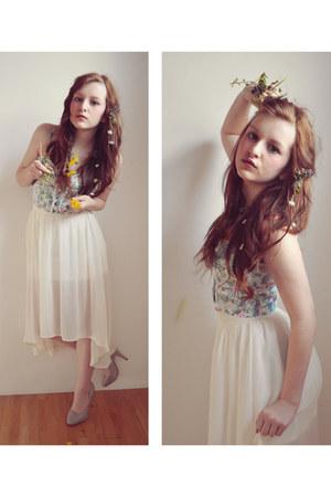 Miss Selfridge skirt - bustier top