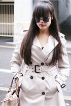 Zara coat - firmoo sunglasses