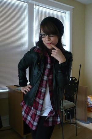 my leather jacket <3