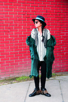 Zara hat - H&M shirt