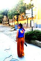 blue Mango shirt