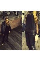 faux fur H&M Trend coat