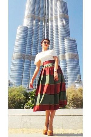 Dee by Dalia blouse - Dee by Dalia skirt