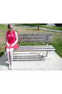 Red-judi-rosen-new-york-sweater-red-shirt-red-skirt-white-h-m-tights-whi