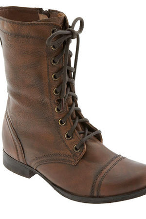 brown Steve Madden Nordstrom Exclusive boots