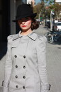 Heather-gray-zara-coat-black-topshop-boots-black-h-m-tights-black-zara-hat