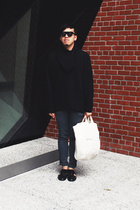 julian red sweater - b Store shoes - Slow and Steady Wins the Race sunglasses -