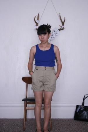 top - shorts