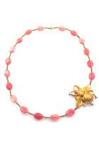 Bee-pink-quartz-manic-trout-necklace