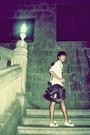 White-issey-miyake-for-target-shirt-black-ralph-lauren-shorts-brown-wade-pur