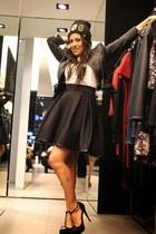 Mangano hat - Mangano jacket - Mangano top - Mangano skirt