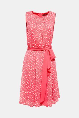 light pink Esprit shoes - hot pink Esprit dress