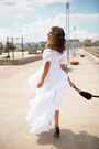 Black-giuseppe-zanotti-shoes-white-pinko-top-white-pinko-skirt