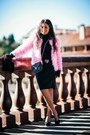 Black-jimmy-choo-shoes-hot-pink-oasap-coat-black-pinko-bag