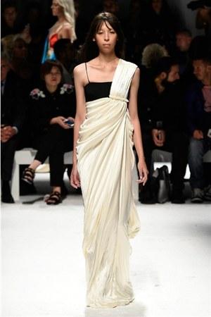 ivory Fausto Puglisi dress