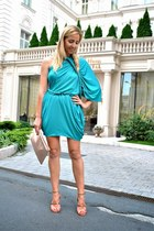 aquamarine OASAP dress