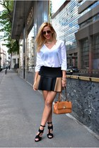 ray-ban sunglasses - Zara sandals