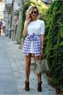 Brown-zara-boots-white-choies-dress