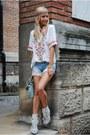 White-in-vogue-boots-light-blue-sammydress-shorts-ivory-sheinside-blouse