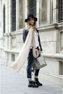 Black-tamaris-boots-off-white-shopbop-bag-white-romwe-blouse