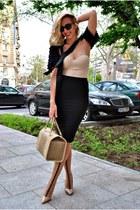 Wolford bodysuit - Wolford skirt