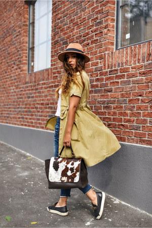 camel VIPshop dress