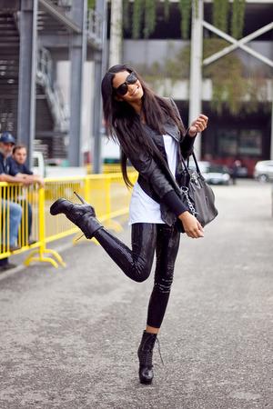 Black and White à nouveau j'adore! :)